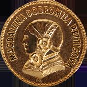 Zlatá medaile MDR